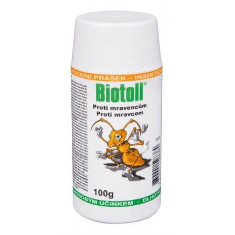 Biotoll proti mravcom, prášok, 100 g