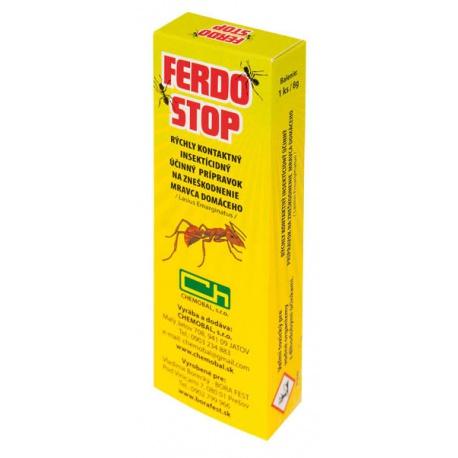 Ferdo Stop, krieda na mravce, 8 g