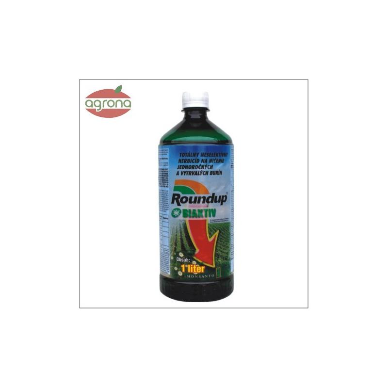 Roundup, Biaktív proti burinám, 1 L