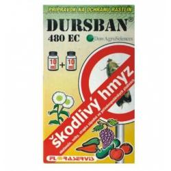 DURSBAN 480 EC (účinný na strapky)