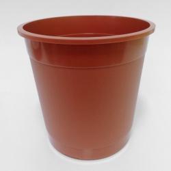 Kvetináč Stevia, terakota, 0,9 L, 13 cm