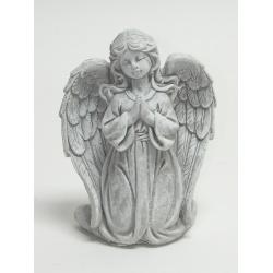 Anjel kľačiaci 10 x 15 cm