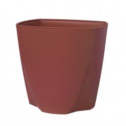 Plastový obal CAMAY, rubínový, 18 cm