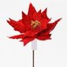 Zápich vianočná ruža, červená, 25 cm