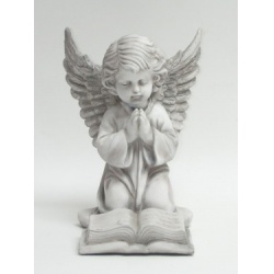 Anjel klačiaci + kniha, 27 x 20 x 19 cm