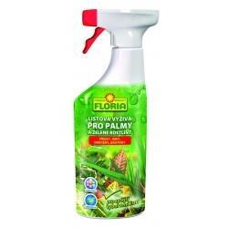 Listová výživa na zelené rastliny a palmy - FLORIA, 500 ml
