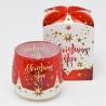 Sviečka v skle, Christmas star exclusiv, 100 g