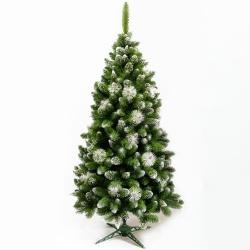 Vianočný stromček GH12, so zasneženými vetvičkami, 220 cm