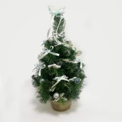 Vianočný aranžmán, stromček, 60 cm