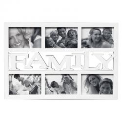 Multirám FAMILY pre 6 ks foto 10x15cm