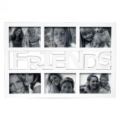 Multirám FRIENDS pre 6 ks foto 10x15cm