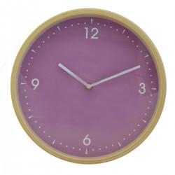 Drevené nástenné hodiny DYQ626B