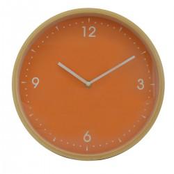 Drevené nástenné hodiny DYQ626D