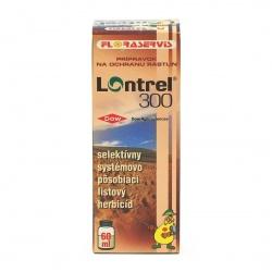 LONTREL 300 - Ničenie odolných dvojklíčkových burín, 60 ml