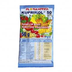 KUPRIKOL 50 - Proti hubovým chorobám, 50 g
