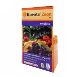 KARATE ZEON 5 SC - Vošky, cicaví a žraví škodcovia, 5 ml