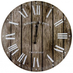 Drevené nástenné hodiny BLD34010