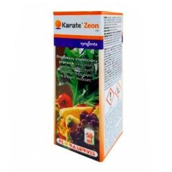 KARATE ZEON 5 SC - Vošky, cicaví a žraví škodcovia, 50 ml