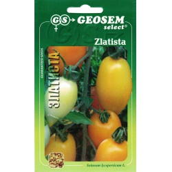 Rajčiak jedlý, ZLATISTA, 0,2 g