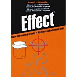 Effect, návnada na kuchynské mole