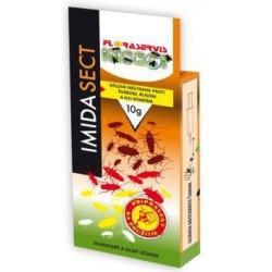 Imida Sect, gélová proti švábom, 10 g