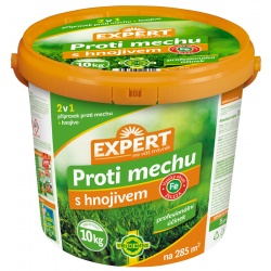 Hnojivo EXPERT - proti machu, 10 kg