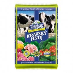 Hoštický kravský hnoj, 10 kg