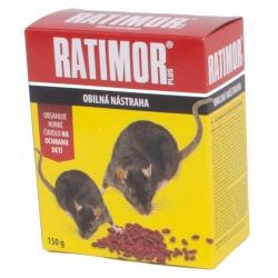 Ratimor plus, obilná nástraha, 150 g