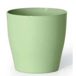 Obal Living Matt, zelená pastelová, 11 cm