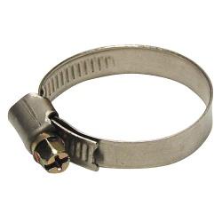 Spona na hadicu, nerez, S301, 30 - 45 mm