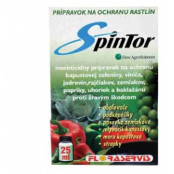 Spintor, 25 ml