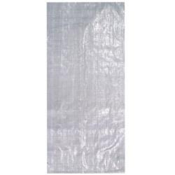 Vrecia PP na obilie, polypropylénové, biele, 55 x 120 cm