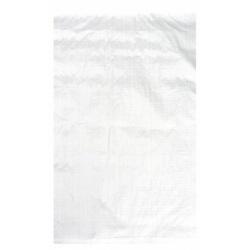 Vrece PP, na obilie, biele, 55 x 115 cm