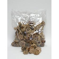 Sušina mahagon, 2 - 3 cm