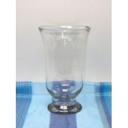 Váza sklo, 34,5 x 20,5 cm