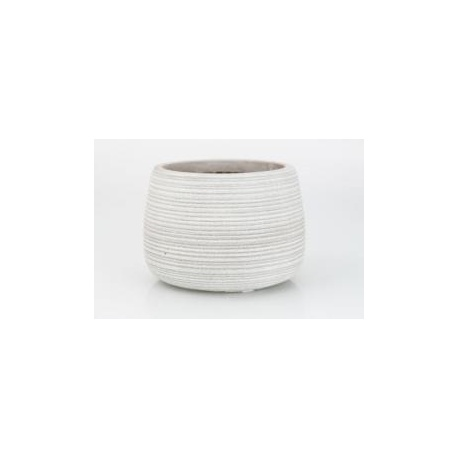 Obal T 001, biely, 26,5 x 26,5 x 18 cm