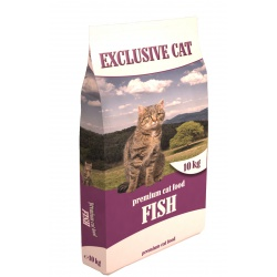 DELIKAN CAT Exclusive, ryba, 1 kg