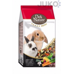 Deli Nature, 5* Menu, zakrslý králik, 750 g