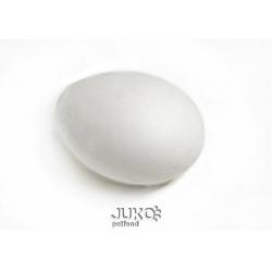 Falošné, umelé vajce pre sliepky a hydinu, 6 x 3,5 cm