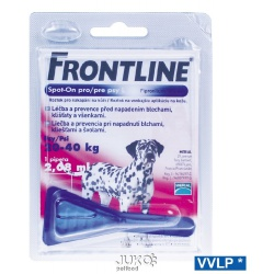 FRONTLINE, Spot-on DOG L 20-40 kg, 2,68 ml