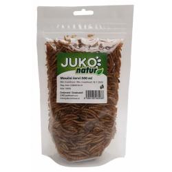 Sušené múčne červy, 500 ml