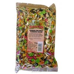 Krmivo pre malé hlodavce - DELUXE, 500 g