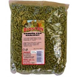 Granulované krmivo pre králiky, 1 kg