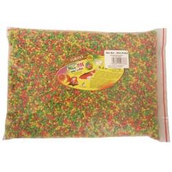 Krmivo pre jazierkové ryby, guličky, MIX KOI, 5 L