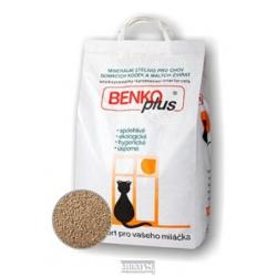 Hrudkujúca bentonitová podstielka nielen pre mačky, 5 kg