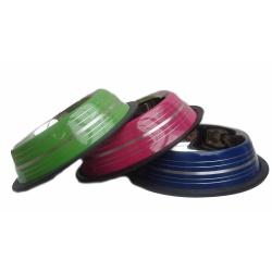 Nerezová miska STABIL, farebná, 0,25 L