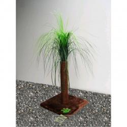 Škrabadlo s trávou, 31 x 31 x 96 cm