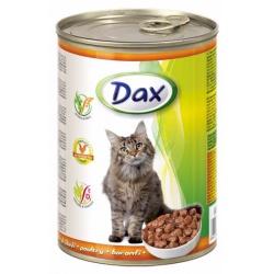 Konzerva Dax, hydina, 415 g