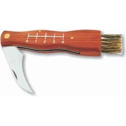 Nôž hubársky, 21 cm