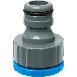 """Adapter AQUACRAFT® 550990, MAX-Flow, 3/4""""-3/4""""x1"""""""